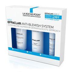La Roche-Posay Effaclar 3-Step Anti-Blemish System - Feelunique