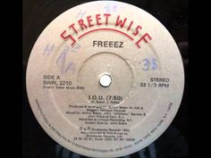 "Freeez - I.O.U. (12"" Version) (1983)"