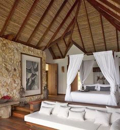 Song Saa Private Island - love the levels.
