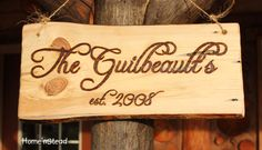 Custom signs bring in that personal charm and sweetness to any big day or country home! Rustic yet elegant, wood burned signs add a lovely touch of romance and beauty to the setting. These make lovely custom signs for the bride and groom to hold as unique photo props. How about unique cabin decor or customize gift?  We can do pretty much ANY font to match your day! Go for those quirky, cute saying in a chunky hand print font! Elegant cursive for sweet romantic verbiage or a swirly cute…