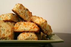 Herb & Cheddar Biscuits