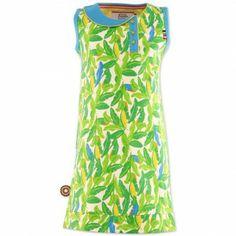 Leaves That Are Green, jurkje (14S1686) | 4funkyflavours babykleding en kinderkleding shop