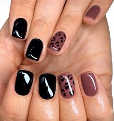Cute Gel Nails, Fall Gel Nails, Short Gel Nails, Shellac Nails, Get Nails, Cute Acrylic Nails, Fancy Nails, Simple Gel Nails, Nail Polish