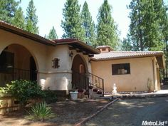 6060 Sweeney Rd, Somerset, CA 95684 — Peace and privacy on this wooded 19+ acres with a private driveway. Poss. 3 bed/2.5 bath, 1888 sq ft. Some great extras include a shared pond with bass fishing, attached 3 car garage, detached workshop, 2 wells and underground electric. Beautiful tree filled property is worth the view. Additional approximate 4 acres on Sweeney/Old School House part of parcel, possible second home site or livestock area.