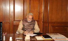 Shri Narendra Modi took over as the countrys 15th Prime Minister