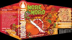 mybeerbuzz.com - Bringing Good Beers & Good People Together...: Funky Buddha - More Moro Blood Orange IPA Coming T...