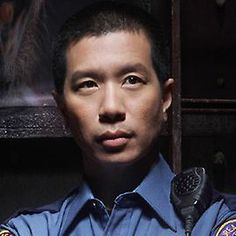 "Reggie Lee stars in NBC's sophomore drama series ""Grimm"" as Sgt. Wu, an officer in the Portland Police Department. Has no clue about what is going on."