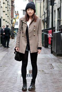 Dr Martens   Street Style   ELLE UK