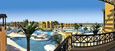 Stella Makadi Resort & Spa in Makadi Bay - Hotels in Ägypten bei www.lemon-reisen.de #reise #hotel #urlaub #lastminute #strand #meer