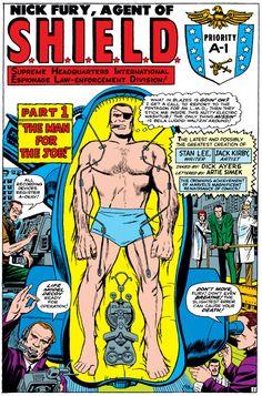 75 Most Iconic Marvel Comics Moments: Comic Book Artists, Comic Artist, Comic Books Art, Nick Fury, Stan Lee, Steve Rogers, Tony Stark, Gi Joe, Captain America Death