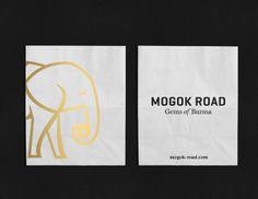 Mogok Road by Scott Lambert, via Behance