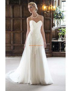 Augusta Jones 2013 Liebste Süße Brautmode aus Softnetz