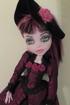 Monster High Custom Repaint