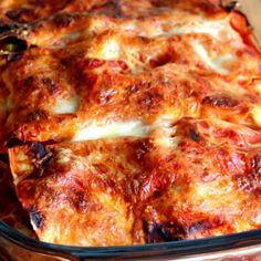 Lasagnes au poulet façon basquaise : 30 recettes pour famille nombreuse - Journal des Femmes