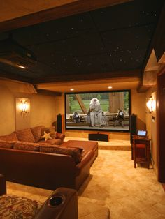Media Room Home Theatre And Media Design And Installation Design, Pictures, Remodel, Decor and Ideas - page 5