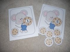 If You Give a Mouse a Cookie Activities $1