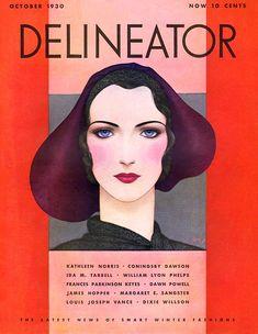 Delineator 1930-10