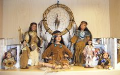 American Doll That are Native American Dolls Depict the Culture of ...