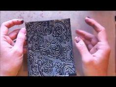 Embossed Foil Tape Technique ~ TUTORIAL ~. Link download: http://www.getlinkyoutube.com/watch?v=XUzR7Os08oE
