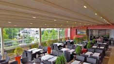 EUROTENDA   Pergole & Copertine Retractabile   Rulouri Terase   Video Video, Restaurant, Outdoor Decor, Modern, Home Decor, Trendy Tree, Decoration Home, Room Decor, Restaurants