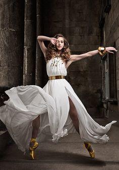 MARIA KOWROSKI. ✯ Ballet beautie, sur les pointes ! ✯