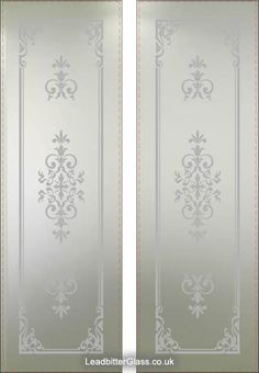 Decorative Glass Films for home windows Etched Glass Door, Stained Glass Door, Glass Etching, Frosted Glass Design, Frosted Glass Door, Door Texture, Glass Texture, Pooja Room Door Design, Glass Art Pictures