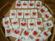 Valentine's Day Crafts For Kids, Fathers Day Crafts, Art For Kids, Diy And Crafts, Mather Day, Dad Day, Valentine Day Crafts, Preschool Crafts, Craft Gifts