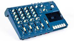 Tascam 414 MK2 Portastudio Multitrack Cassette Tape Recorder MKII