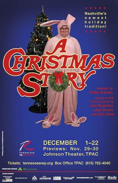 Day 17 - Our archival photos for A Christmas Story are ready for you to see! What are archival photos? Think of them as our family album that we've put together just for you! #theatre #theater #tennesseerep #tennesseerepertorytheatre #nashville #achristmasstory #christmas #holiday