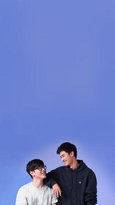 Couple Wallpaper, The Power Of Love, Thai Drama, Best Couple, Asian Boys, Dramas, Cantaloupe, Actors & Actresses, Fangirl