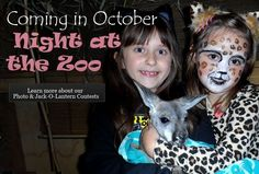 Night at the Zoo at Living Treasures Wild Animal Park