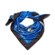 Scarf Tech Flower - Halsdukar   scarves - Köp online på åhlens.se! 9380406521f72