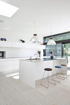 Moderne langhus | Bobedre.dk