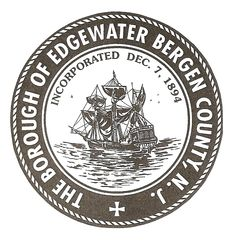 Discover Edgewater, New Jersey with the help of your friends. Bergen, New Jersey, The Help, Seal, Personalized Items, Harbor Seal, Mountains