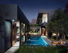 Luksusowy dom Vienna Way Residence - nowoczesny projekt nowoczesnego domu - zapraszam do tego wpisu oraz pozostałych 9 wpisów, które znalazły się w 4 zestawieniu serii 'Wille marzeń' na blogu u Pani Dyrektor.