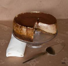 Cheesecake al cappuccino