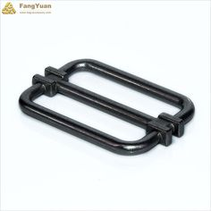 This metal tri glide buckle is made of zinc alloy, it differs from regular glide buckles, it is stronger and heavier. You can use it for many applications, such asbelts, backpacks, sports equipment, pet products, fashion bags, etc. Detail PictureInformation of