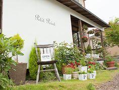 petit point - tea shop