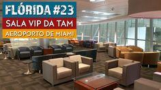 Sala VIP LATAM no aeroporto de Miami. Link do vídeo na bio. #lounge #salavip #tam #lan #latam #lufthansa #airport #viagem #turismo #férias #fotododia #minhavida #vlog #mylife #youtubechannel #trip #photooftheday #fun #travelling #tourism #tourist #travel