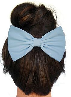 Light Blue Hair Bow Clip Senior Cheer Cheerleader Group A... https://www.amazon.com/dp/B01D2QMJUW/ref=cm_sw_r_pi_dp_R1PCxbBFAK7RY