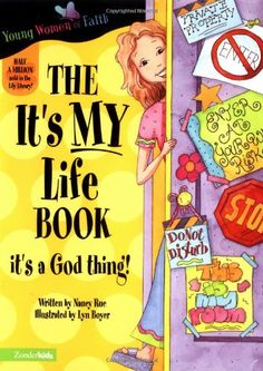 The It's MY Life Book (Young Women of Faith Library, Book 6) by Nancy Rue http://www.amazon.com/dp/0310701538/ref=cm_sw_r_pi_dp_l9HUvb0BFVGD9