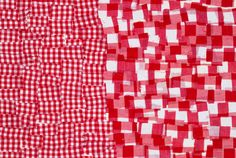 Bruce Price: Works on Paper, 2007–2012 | Denver Art Museum Medium & Large Aggregation, 2012. Acrylic paint and fabric on paper; 30 x 22 in.