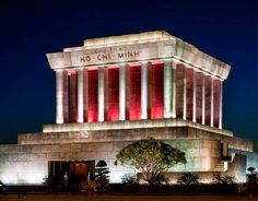 Ho Chi Minh Mausoleum | HOME SWEET WORLD