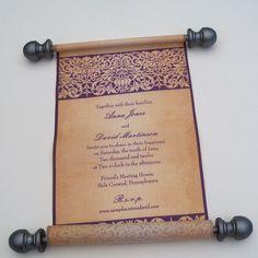 renaissance wedding invitations | Medieval Wedding Invitation Wording Samples