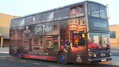 Harry Potter coach bus