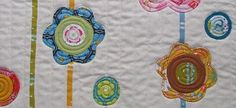 doll quilt  by Cabbage Quilts, via Flickr