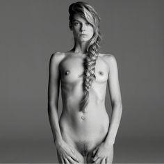 Angela Lindvall - Purple Magazine