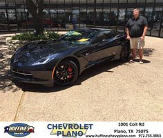https://flic.kr/p/JnAS76   Happy Anniversary to Joe on your #Chevrolet #Corvette from Mark Ferguson at Huffines Chevrolet Plano   deliverymaxx.com/DealerReviews.aspx?DealerCode=NMCL