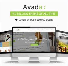WordPress - Avada  