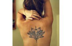 Yoga Tattoo Pinterest